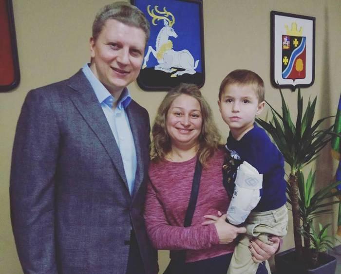 На Одинцовском семейном портале