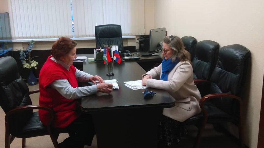 Встреча с депутатом Одинцовского городского округа, миниатюра