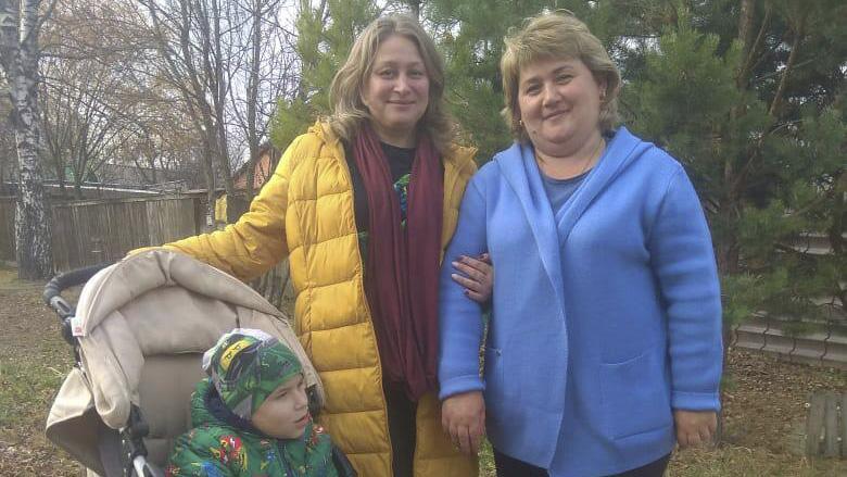 Благодарность мамы ребёнка-инвалида, миниатюра